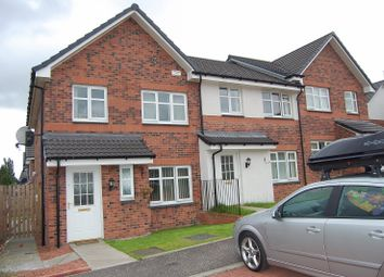 Thumbnail 3 bed end terrace house for sale in Stoneyflatt Gardens, Dumbarton