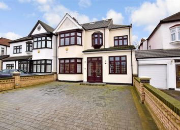 Clayhall Avenue, Clayhall, Ilford, Essex IG5. 5 bed semi-detached house