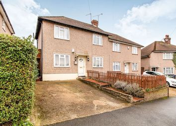 Thumbnail 3 bed semi-detached house to rent in Ridge Way, Crayford, Dartford