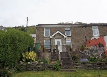 Thumbnail 3 bed semi-detached house for sale in Pantygraigwen Road, Pontypridd