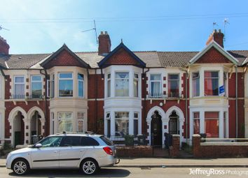 Thumbnail 5 bed terraced house to rent in Llanishen Street, Heath, Cardiff
