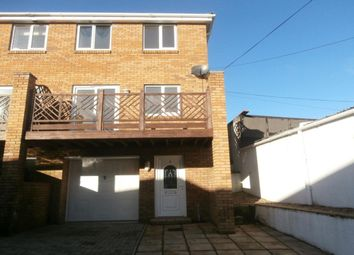 Thumbnail 3 bed property to rent in Voisey Close, Chudleigh Knighton, Chudleigh, Newton Abbot