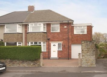 Thumbnail 4 bed semi-detached house for sale in School Lane, Greenhill, Sheffield, South Yorkshire