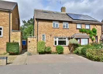 Thumbnail 3 bed semi-detached house for sale in Carpenter Way, Potters Bar, Herts