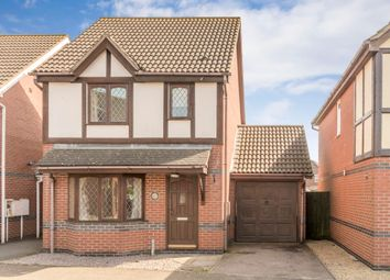 Thumbnail 3 bed link-detached house to rent in Tennyson Way, Stamford