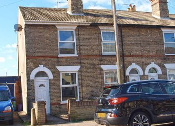 Thumbnail 2 bedroom end terrace house to rent in St. Margarets Road, Lowestoft