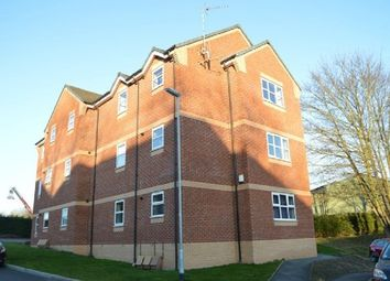 Thumbnail 2 bed flat to rent in The Mill, Enderley Street, Newcastle Under Lyme
