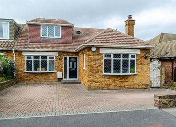 Thumbnail 4 bed semi-detached bungalow for sale in The Rise, Gravesend