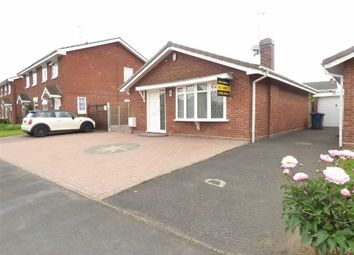 Thumbnail 2 bed detached bungalow for sale in St Lawrence Way, Gnosall, Stafford