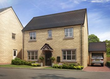 Thumbnail 3 bed detached house for sale in Plot 40, Off Waingate, Linthwaite, Huddersfield