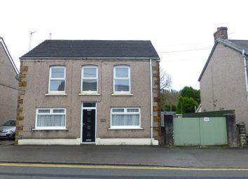 Thumbnail Detached house for sale in Cwmamman Road, Glanamman, Ammanford, Carmarthenshire.