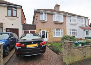 Thumbnail 3 bed semi-detached house for sale in Berkeley Avenue, Bexleyheath