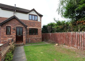 Thumbnail 2 bed semi-detached house for sale in 48, Church Meadow Road, Rossington, Doncaster, South Yorkshire