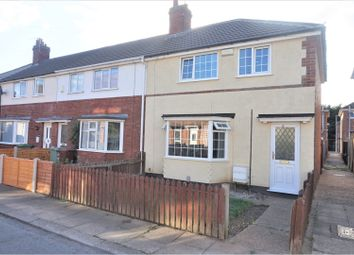 Thumbnail 3 bed end terrace house for sale in St. Francis Avenue, Grimsby
