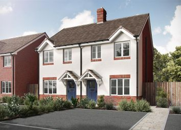 Thumbnail 2 bed semi-detached house for sale in Sweetlake Meadow, Longden Road, Shrewsbury
