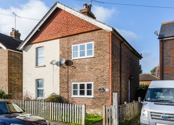 Thumbnail 3 bed semi-detached house for sale in Bakers Lane, Lingfield, Surrey