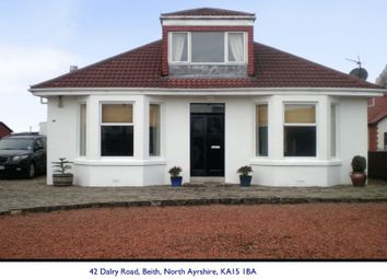 Thumbnail 3 bed bungalow for sale in Dalry Road, Beith