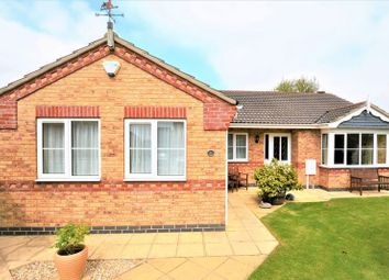 Thumbnail 4 bed bungalow for sale in Lady Meers Road, Cherry Willingham, Lincoln