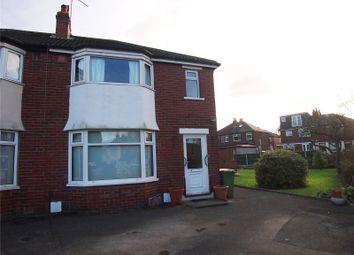 Thumbnail 3 bed semi-detached house for sale in Whitebridge Avenue, Leeds, West Yorkshire