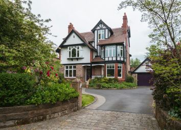 Thumbnail 6 bed detached house for sale in Ashley Road, Hale, Altrincham