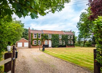 Thumbnail 5 bed detached house for sale in Hickling, Norwich