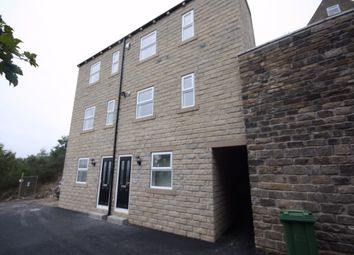 Thumbnail 4 bedroom semi-detached house to rent in Mount Zion Road, Moldgreen, Huddersfield, West Yorkshire