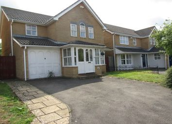 Thumbnail 4 bedroom detached house to rent in Grizedale Close, Rochester