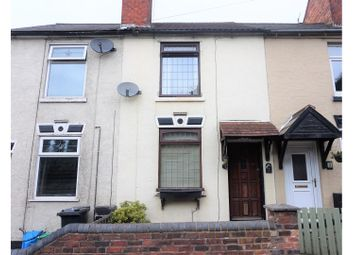 Thumbnail 2 bedroom terraced house for sale in Temple Street, Dudley