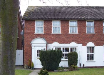 Thumbnail 3 bed semi-detached house to rent in Wolsey Way, Syston, Leicester