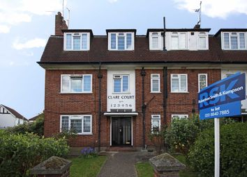 Thumbnail 1 bed flat to rent in Clare Road, Greenford