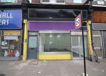 Thumbnail Retail premises to let in Camberwell Road, London