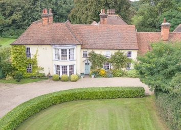 Thumbnail 6 bedroom country house for sale in Crepping Hall Road, Wakes Colne, Colchester