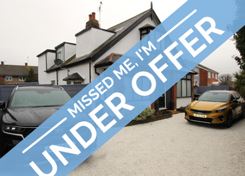 Thumbnail 4 bed detached house for sale in Reculver Road, Herne Bay