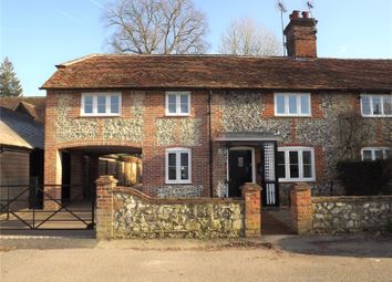 Thumbnail 3 bed end terrace house to rent in Ferry Lane Cottages, Ferry Lane, Medmenham, Marlow
