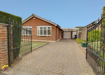 Thumbnail 3 bed detached bungalow to rent in Bellerby Road, Skellow, Doncaster