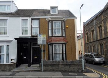 Thumbnail 5 bed end terrace house to rent in Henrietta Street, Swansea