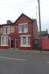 Thumbnail 3 bed end terrace house for sale in Wykeham Street, Liverpool, Merseyside