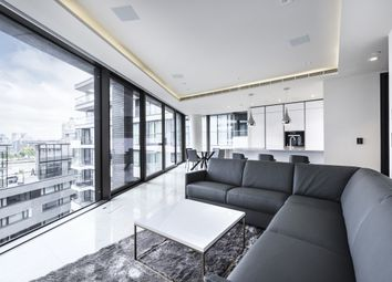 Thumbnail 1 bedroom flat to rent in Hanover House, Crown Square, London