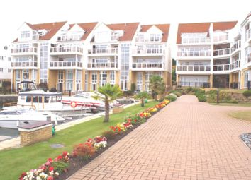 Thumbnail 3 bed flat to rent in Lake Avenue, Hamworthy, Poole