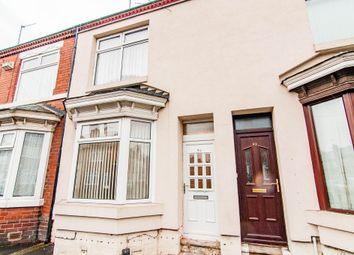 Thumbnail 3 bedroom terraced house for sale in Burton Avenue, Doncaster