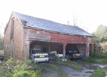 Thumbnail 2 bed barn conversion for sale in Kerry, Newtown, Powys