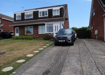 Thumbnail 3 bed semi-detached house for sale in Rutland Close, Barry, Vale Of Glamorgan