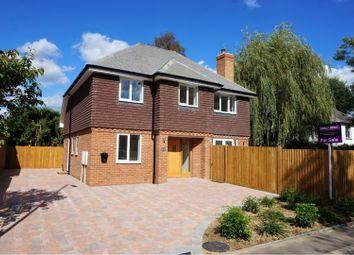 Thumbnail 3 bed detached house for sale in Five Oak Green Road, Five Oak Green