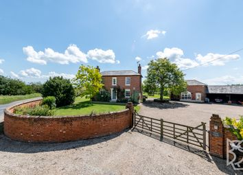 Thumbnail 5 bed detached house for sale in Hall Road, Great Bromley, Colchester, Essex