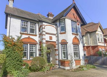 Thumbnail 4 bed detached house for sale in Highfield Road, Hertford, Hertfordshire