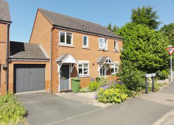 Thumbnail 2 bed semi-detached house to rent in 4 Golding Way, Ledbury, Herefordshire