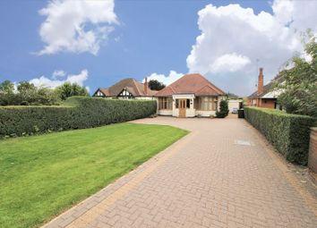 3 bed detached bungalow for sale in Tollerton Lane, Tollerton, Nottingham NG12