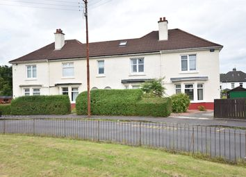 Thumbnail Terraced house for sale in Danes Crescent, Glasgow