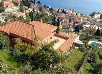 Thumbnail 4 bed villa for sale in Corso Umberto 1, Taormina, Messina, Sicily, Italy