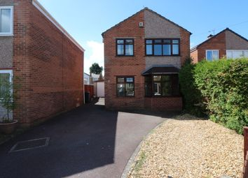 Thumbnail 3 bedroom detached house for sale in Chalfield Close, Great Sutton, Ellesmere Port